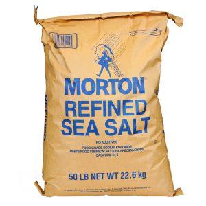 Fine Sea Salt -0