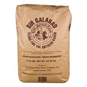 King Arthur Sir Galahan Artisan Flour -0
