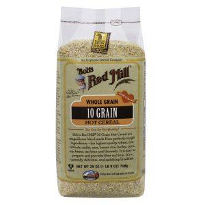 Bob's Red Mill 10 Grain Cereal - 25 oz. -0