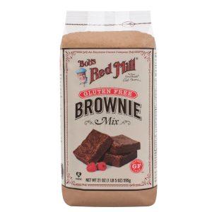 Bob's Red Mill Gluten Free Brownie Mix - 21 oz. -0