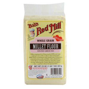 Bob's Red Mill Gluten Free Whole Grain Millet Flour - 23 oz. -0