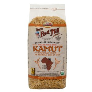 Bob's Red Mill Organic Kamut Grain - 20 oz. -0