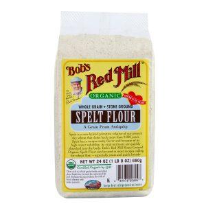Bob's Red Mill Organic Spelt Flour - 24 oz. -0