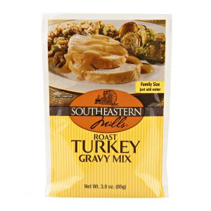 Old Fashioned Turkey Gravy Mix - 3 oz. -0