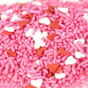 Mix Heart Shape (3 oz.)-0