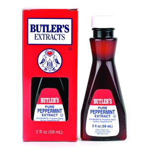 Butler Pure Peppermint Extract 2oz. -0