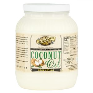 Coconut Oil 96 oz. -0