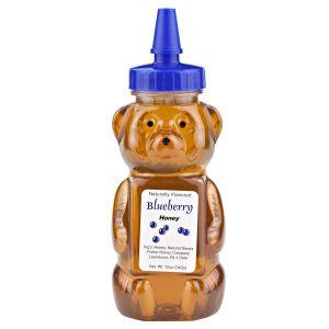 Blueberry Honey Bear 12 oz. -0