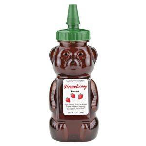 Strawberry Honey Bear 12 oz. -0