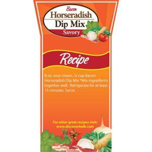 Bacon Horseradish Dip Mix-0