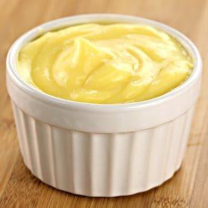 Instant Lemon Pudding -0