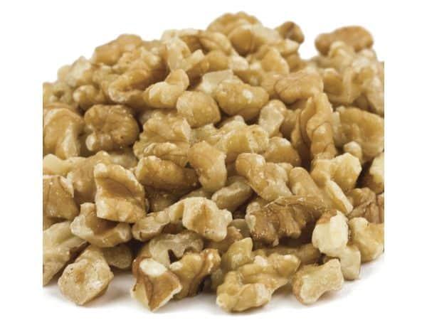 Light Medium Walnut Pieces -0
