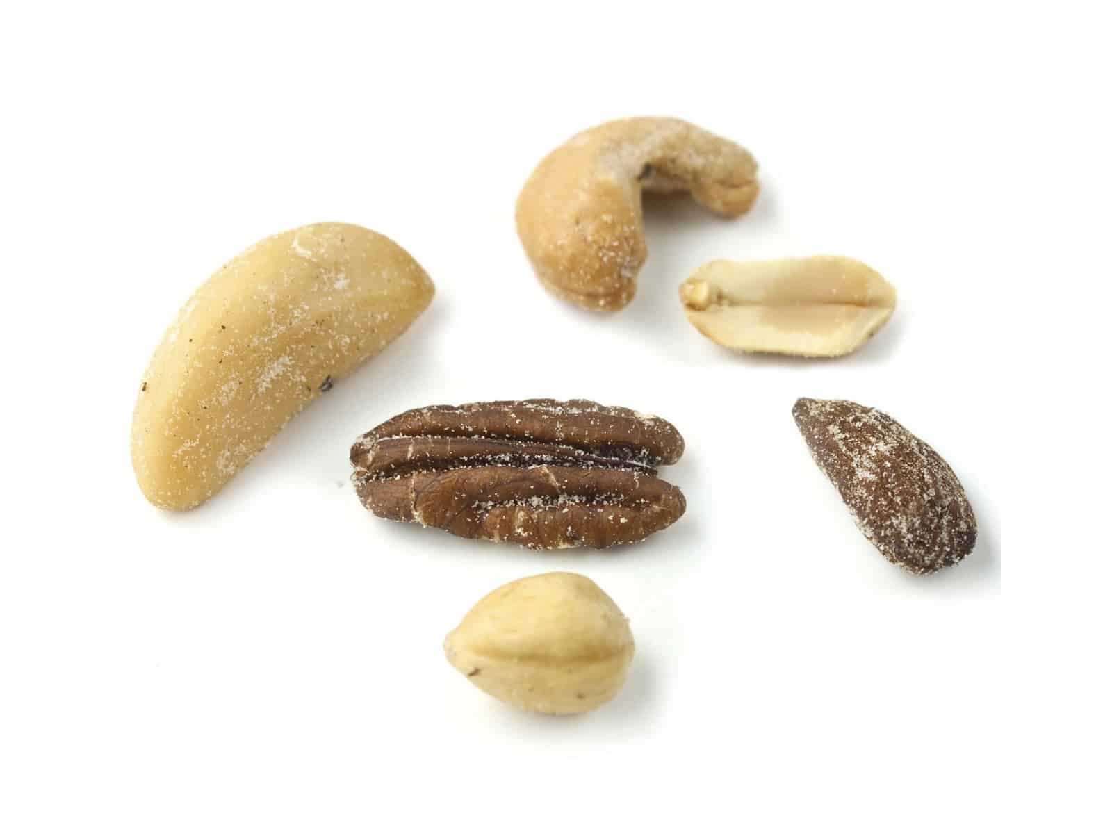 Roasted & Salted Mixed Nuts w/ Peanuts