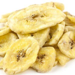 Unsweetened Banana Chips -0