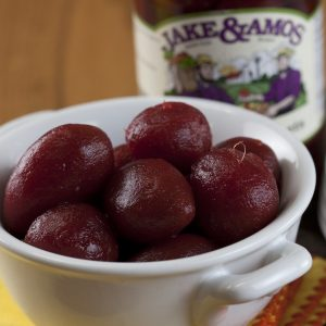 Jake & Amos Pickled Sweet Baby Beets - 32 oz. -0