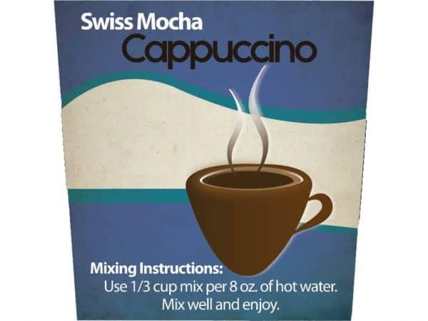 Swiss Mocha Cappuccino Mix -1301