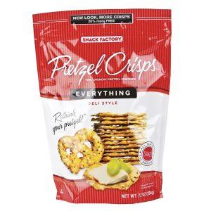 Everything Pretzel Crisps -0