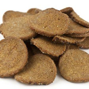 Seasoned Rye Bagel Chips -0