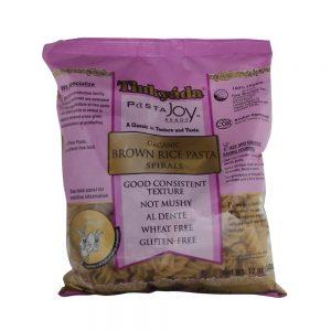 Tinkyada Organic Brown Rice Spiral-12 oz.-0