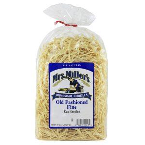 Mrs. Miller's Old Fashioned Fine Egg Noodles 16 oz. -0