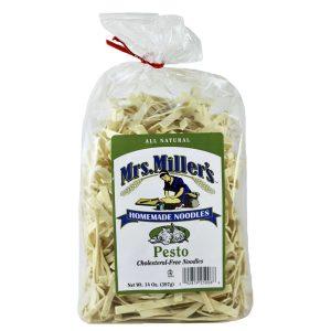 Mrs. Miller's Old Fashioned Noodles- Pesto 14 oz. -0