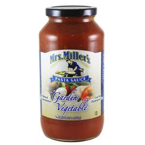 Garden Vegetable Pasta Sauce - 25.5 oz. -0