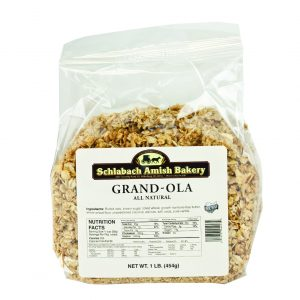 Natural Grand-Ola Granola 1lb. -0
