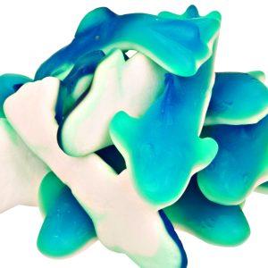 Gummi Blue Sharks-0