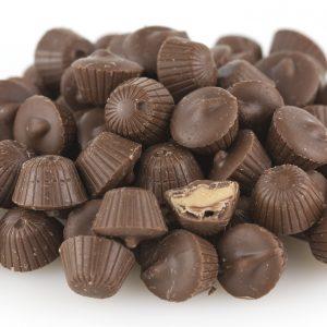 Milk Chocolate Mini Peanut Butter Cups -0