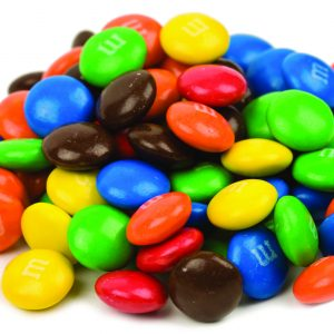 M&M's Milk Chocolate -0