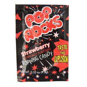 Strawberry Pop Rocks - .33 oz. -0