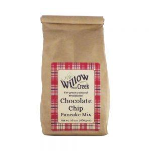 Willow Creek Mill Chocolate Chip Pancake Mix 16 oz.-0