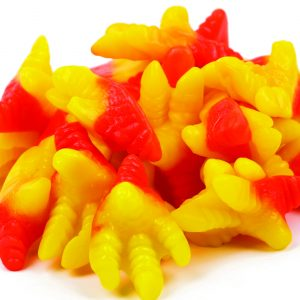 Gummi Chicken Feet-0