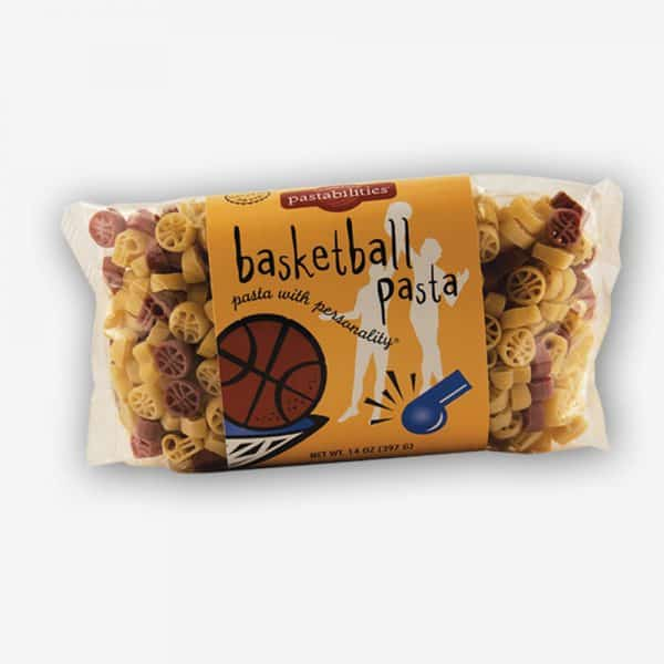 Basketball Pasta - 14 oz.-2085