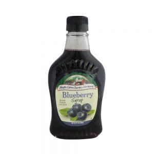 Maple Grove Farms Blueberrberry Syrup - 8.5 oz.-0