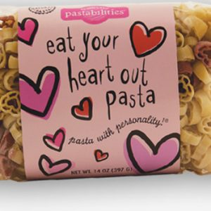 Eat Heart Out Pasta - 14 oz.-0