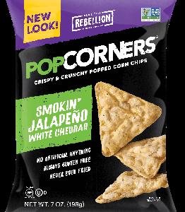 Popcorners - Cheese Jalapeno - 7 oz.-0