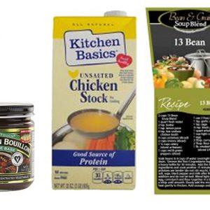 Soup Mixes & Soup Base