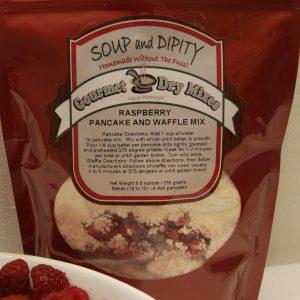 Soup And Dipity Raspberry Pancake Mix-0