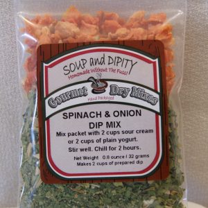 Soup And Dipity Spinach and Onion Dip Mix-0