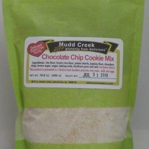 Mudd Creek Chocolate Chip Cookie Mix - 16.5 oz.-0