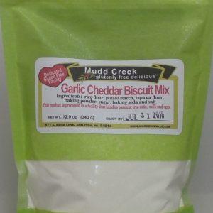 Mudd Creek Garlic Cheddar Biscuit Mix - 12 oz.-0